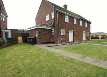 Thumbnail 2 bed semi-detached house for sale in Solway Avenue, North Shields