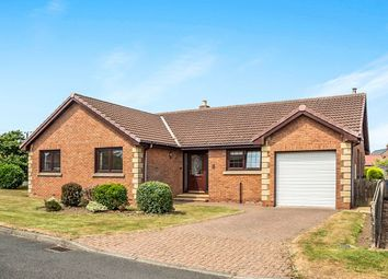 Thumbnail 4 bed bungalow for sale in Cairn View, Longframlington, Morpeth