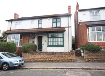 Thumbnail 3 bed semi-detached house for sale in Milner Road, Nottingham, Nottinghamshire