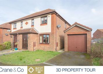 3 bed semi-detached house for sale in St. Boswells Close, Hailsham BN27