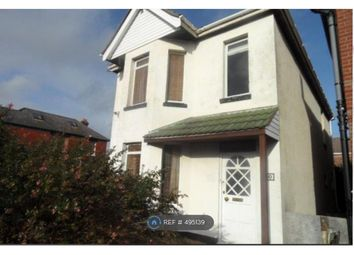 Thumbnail 6 bed detached house to rent in Shaftesbury Road, Bournemouth
