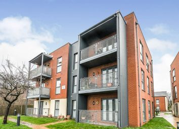 Thumbnail 2 bed flat for sale in Auckland Close, Bexhill-On-Sea