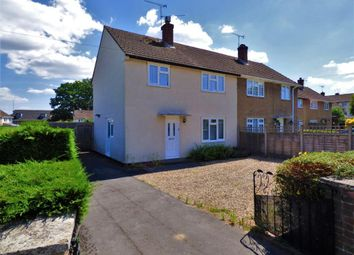 Thumbnail 3 bedroom semi-detached house for sale in Perring Avenue, Farnborough