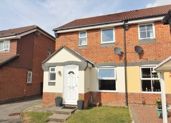 Thumbnail Semi-detached house for sale in Parry Close, Cosham, Portsmouth