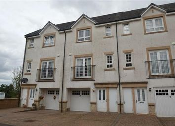 Thumbnail 4 bed terraced house for sale in Parklands Oval, Crookston, Glasgow