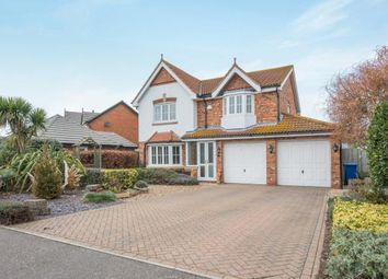 Thumbnail 4 bed detached house for sale in Hustlings Drive, Kingsborough Manor, Eastchurch, Sheerness