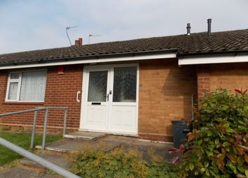 Thumbnail 1 bed bungalow to rent in Fladbury Crescent, Birmingham