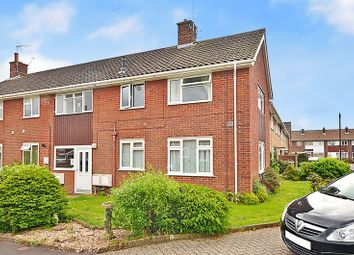Thumbnail 2 bedroom flat for sale in Redfern Close, Norwich