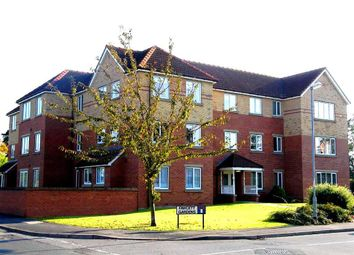 Thumbnail 2 bedroom flat for sale in Fawcett Gardens, Driffield