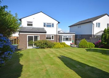 Thumbnail 4 bed detached house for sale in Hallfield, Ulverston, Cumbria