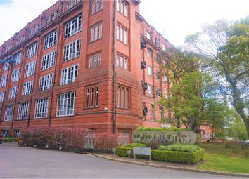 Thumbnail 2 bed flat for sale in Blackburn Road, Bolton