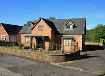 Thumbnail 3 bed detached house for sale in Drefach, Llanelli