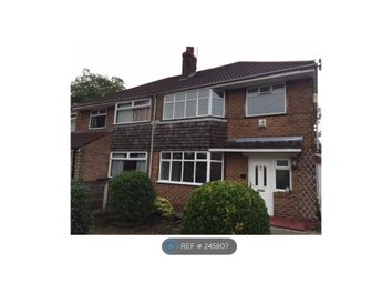 Thumbnail 3 bedroom semi-detached house to rent in Heyes Avenue, Timperely