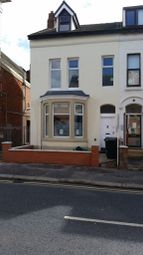 Thumbnail 1 bed flat to rent in Regent Road, Blackpool