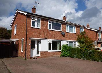 3 bed semi-detached house for sale in Shepherds Walk, Farnborough GU14