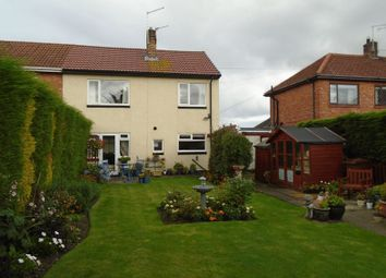 Thumbnail 3 bed semi-detached house for sale in Wanny Road, Bedlington