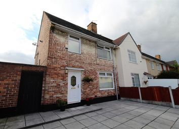 Thumbnail 3 bed semi-detached house for sale in Lovel Way, Speke, Liverpool, Lancashire