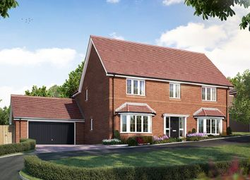 "Thumbnail 5 bed detached house for sale in ""The Taymore"" at Waynflete Road, Headington, Oxford"
