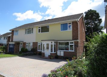 Thumbnail 3 bed semi-detached house for sale in Ralph Road, Corfe Mullen, Wimborne