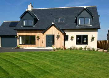 Thumbnail 4 bed detached house for sale in Tough, Alford, Aberdeenshire