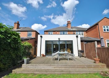 Thumbnail 3 bed semi-detached house for sale in Blake Road, West Bridgford