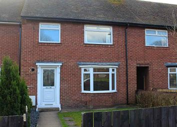 Thumbnail 3 bed terraced house to rent in Cawthorn Avenue, Harrogate