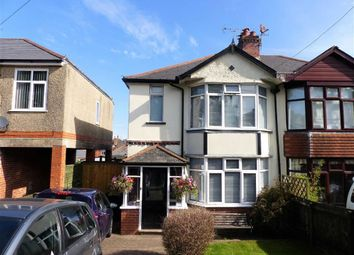 Thumbnail 3 bedroom semi-detached house for sale in Coburg Road, Dorchester, Dorset