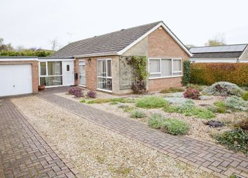 Thumbnail 3 bed bungalow for sale in Holme Drive, Sudbrooke, Lincoln