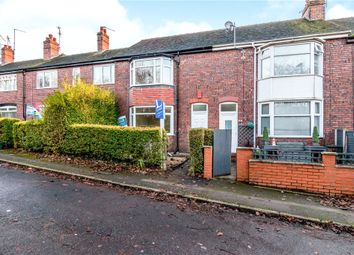 Thumbnail 4 bed terraced house for sale in Hill Street, Newcastle-Under-Lyme
