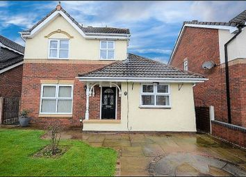 Thumbnail 3 bed detached house for sale in 57 Squires Wood, Preston