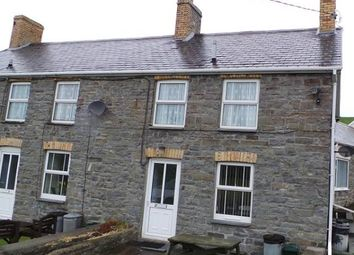 Thumbnail 1 bed cottage to rent in 2 Ocean View Cottage, Clarach, Aberystwyth