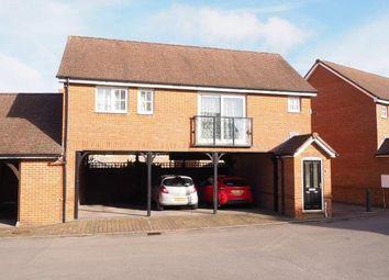 Thumbnail 2 bed flat for sale in Pine Walk, Amesbury, Salisbury