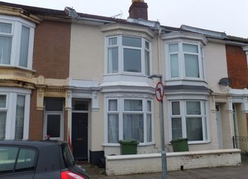 Thumbnail 5 bedroom shared accommodation to rent in Prince Albert Road, Southsea