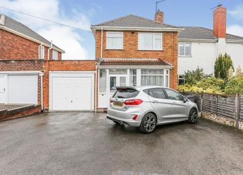 3 bed semi-detached house for sale in Highcroft Close, Solihull, West Midlands, Birmingham B92