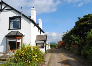 Thumbnail 3 bed semi-detached house for sale in Ballengeich Road, Stirling, Stirlingshire