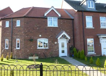 Thumbnail 2 bed terraced house to rent in Lime Walk, Old Leake, Boston