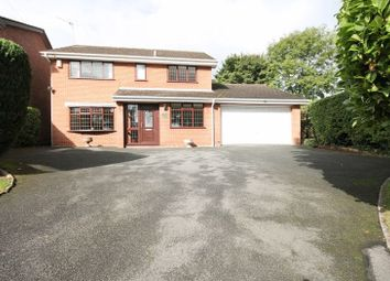 4 bed detached house for sale in Charnes Road, Ashley, Market Drayton TF9