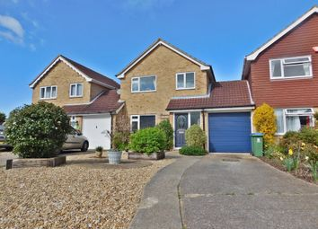 Thumbnail 4 bed detached house for sale in Cowdray Park, Hill Head, Fareham