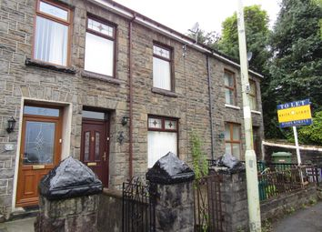 Thumbnail 3 bed terraced house for sale in Cemetary Road, Aberdare