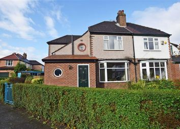 Thumbnail 3 bed semi-detached house for sale in Dalston Drive, Didsbury, Manchester