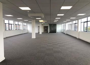 Office to let in Markham House, Markham Road, Chesterfield, Derbyshire S40