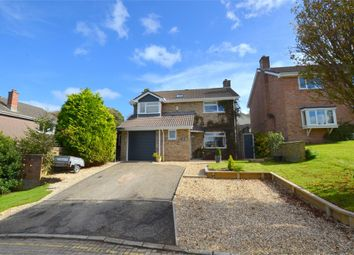 Thumbnail 4 bed detached house for sale in Epworth Close, Truro