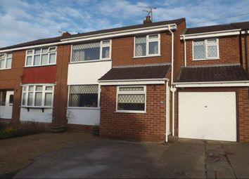 Thumbnail 5 bed semi-detached house for sale in Meadow Lane, Moulton, Northwich