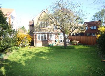 Thumbnail 4 bed detached house to rent in Camborne Road, Sutton, Surrey