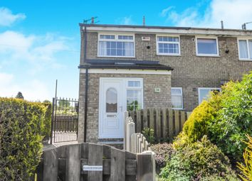 Thumbnail 1 bed end terrace house for sale in Redgrave Place, Flanderwell, Rotherham