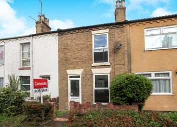 Thumbnail 3 bed terraced house for sale in Tower Street, Woodston, Peterborough