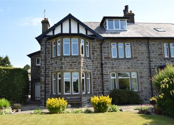 Thumbnail 6 bed semi-detached house for sale in Goose Cote Lane, Oakworth, Keighley, West Yorkshire