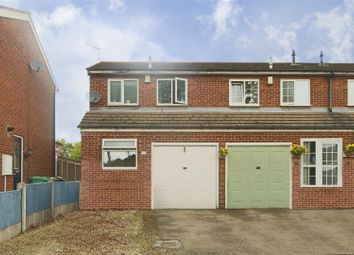 2 bed end terrace house for sale in Downing Street, Bulwell, Nottinghamshire NG6