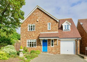 Thumbnail 3 bed detached house for sale in Roberts Close, Eaton Socon, St.Neots, Cambridgeshire PE198Ye