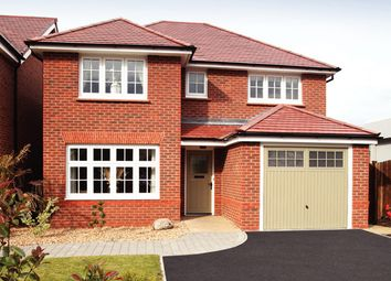 Thumbnail 4 bedroom detached house for sale in The Coppice, Okehampton Road, Telford, Shropshire
